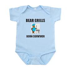 Bear Grills Infant Bodysuit