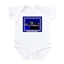 Danube River Cruise Infant Bodysuit