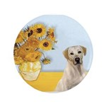 Sunflowers-Yellow Lab 7 3.5