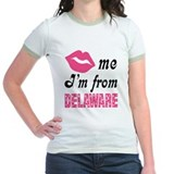 Kiss Me Im From Delaware T
