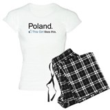Poland This Girl Likes This Pajamas