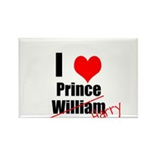 Royal Wedding Rectangle Magnet