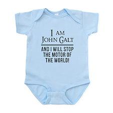 I Am John Galt I Will Stop The Motor of the World
