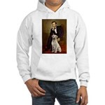 Lincoln-Yellow Lab 7 Hooded Sweatshirt