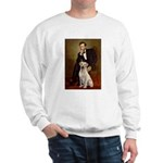 Lincoln-Yellow Lab 7 Sweatshirt