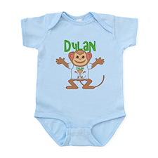 Little Monkey Dylan Infant Bodysuit
