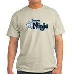 Shadow Ninja Blue Light T-Shirt