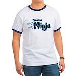 Shadow Ninja Blue Ringer T