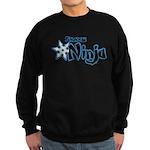 Shadow Ninja Blue Sweatshirt (dark)