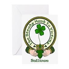 Sullivan Clan Motto 2 Greeting Cards (Pk of 10