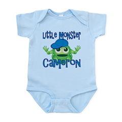 Little Monster Cameron Infant Bodysuit