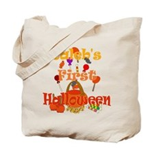 Caleb's First Halloween Tote Bag