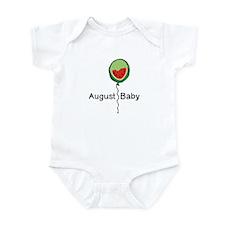 August Baby Onesie