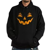 Smiling Pumpkin Face Hoody