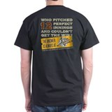 Funny Perfect game baseball T-Shirt