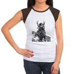 Deer hunter Women's Cap Sleeve T-Shirt