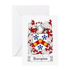 Hampton Greeting Card