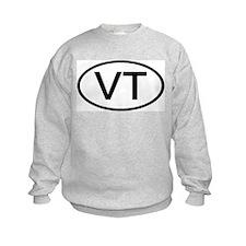 VT - Initial Oval Sweatshirt