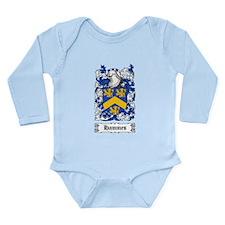 Hammes Long Sleeve Infant Bodysuit