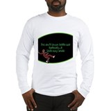 Wanna Battle long Sleeve T-Shirt