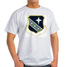 3d Security Police Group Ash Grey T-Shirt