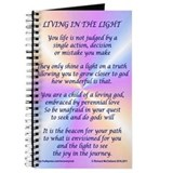 Living In The Light Journal