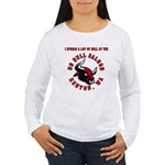 No Bull 5 Women's Long Sleeve T-Shirt