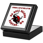 No Bull 5 Keepsake Box