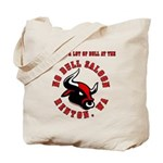 No Bull 5 Tote Bag