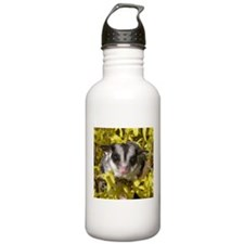 Flowers #7 Sports Water Bottle