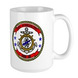 USS Mississippi CGN 40 Mug