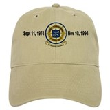 USS Virginia CGN 38 Decomm Baseball Cap