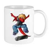 Kickflip Dragon Mug