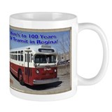 100 Years of Transit in Regina Mug #1