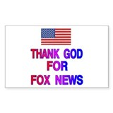 FOX NEWS Bumper Stickers