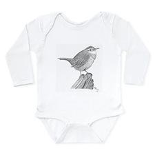 Wren Long Sleeve Infant Bodysuit