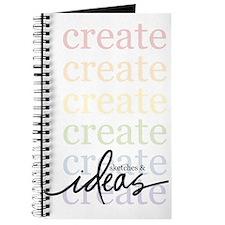 sketches & ideas Journal