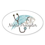 Nurse Preceptor Sticker (Oval 10 pk)
