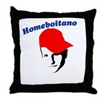 Home Boitano Throw Pillow