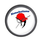 Home Boitano Wall Clock