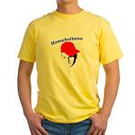 Home Boitano Yellow T-Shirt