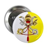 "Vatican Insignia 2.25"" Button (10 pack)"