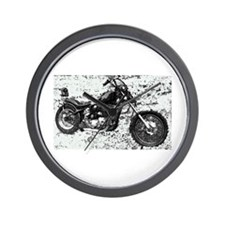 Motorcycle Series Wall Clock