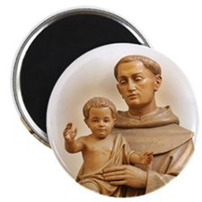 "St. Anthony of Padua 2.25"" Magnet (10 pack)"