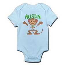 Little Monkey Austin Infant Bodysuit
