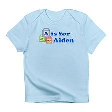Baby Blocks Aiden Infant T-Shirt