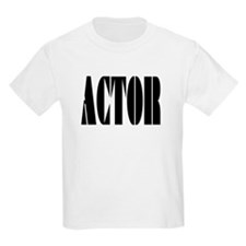 Actor Kids T-Shirt