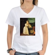Portrait of Clarissa Strozzi Shirt