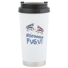 Fugu Ceramic Travel Mug