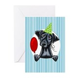 Dog stationery Greeting Cards (10 Pack)